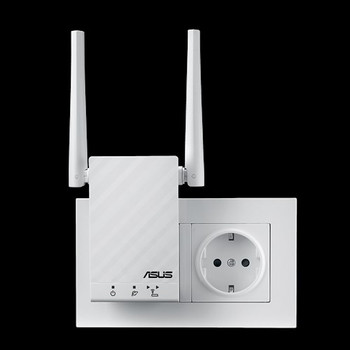 ASUS RP-AC55 AC1200 dual-band Wireless repeater for easy setup