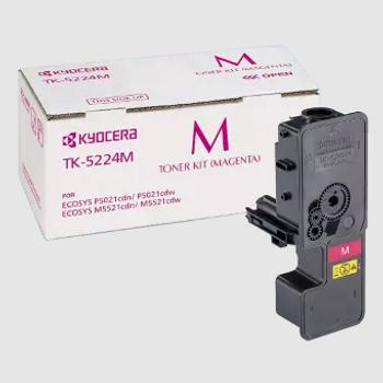 Kyocera Toner Kit TK-5224M Magenta (1.2k Yield)