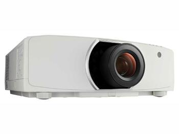 NEC PA803UG LCD Projector/ WUXGA/ 8000ANSI/ 10000:1/ HDMI, DP, HDBase T/ 3D Ready
