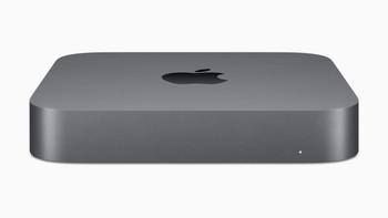 Apple Mac Mini Computer Space Grey 3.6GHz Intel Quad Core 8GB 128GB
