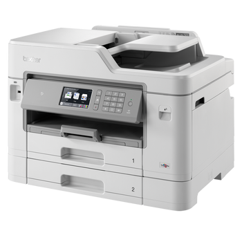AYS-Inkjet Multi-Function with 2-Sided A3 Printing & A4 Scanning, Dual 250 Sheets Trays 3 Yrs RTB Warranty Included