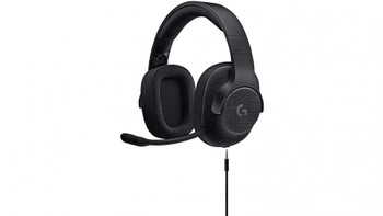 Logitech G433 7.1 Surround Gaming Headset Black