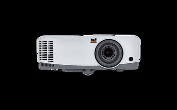 ViewSonic PA503W price-performance projector, 3,600 lumens, WXGA 1280x800, HDMI, 2x VGA, MINI USB, 12mth wrty