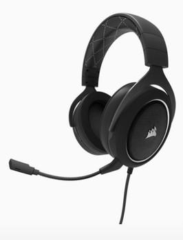 CORSAIR HS60 SURROUND Gaming Headset, White