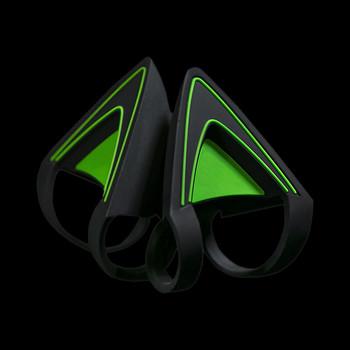 Kitty Ears for Razer Kraken - Green - FRML Packaging