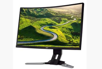 """Acer Predator XZ321QU 31.5"""" Monitor LED VA 2560x1440 144Hz 1ms"""