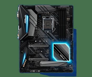 ATX;M.2(SSD & WiFi):2 SSD = PCIe Gen3 x4 & SATA3