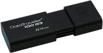 Kingston DT100 G3 - 64GB USB 3.0 Drive