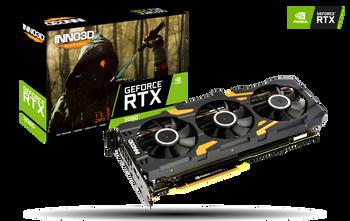 Inno3D GeForce RTX 2080 Gaming OC X3 8GB Graphics Card
