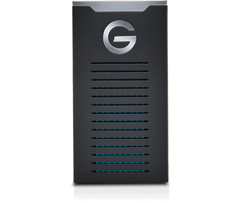 G-DRIVE mobile SSD R-Series 1TB, Up to 560MB/s, USB 3.1 Gen-2 Type-C/Type-A compatible, IP67 Water/dust, 3M drop, 1000lbs crushproof