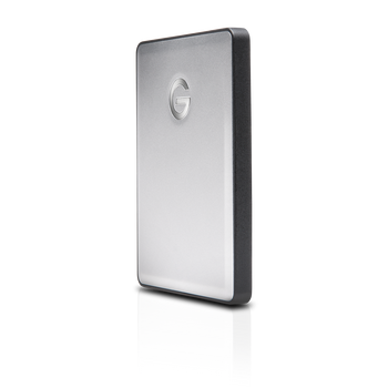G-DRIVE mobile 1TB USB 3.0, Portable,USB powered, Stylish aluminum finish