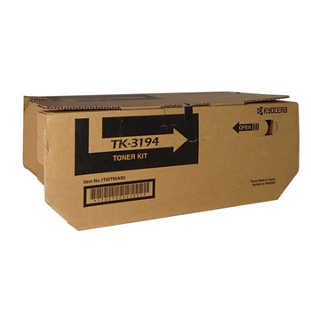 Kyocera Toner Kit TK-3194 Black (25k Yield)