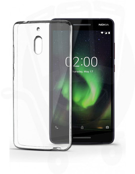 NOKIA 2.1 CLEAR CASE