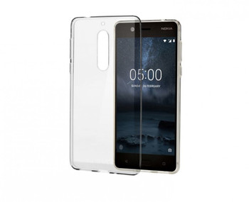 NOKIA 5.1 PLUS CLEAR CASE