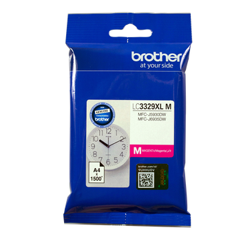 Brother LC3329XL Magenta Ink Cartridge - Up to 1500 Pages