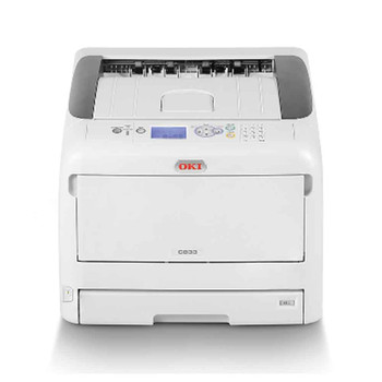 OKI C833dn A3 35ppm Duplex Network Colour Laser Printer