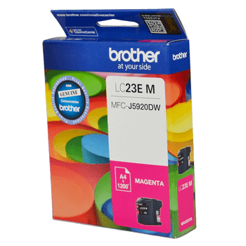 Brother LC23E Mag Ink Cart