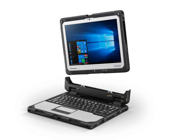 "Panasonic Toughbook CF-33 (12"" Detachable) Mk1 with 4G & Serial (on tablet)  (inc. Satellite GPS)"