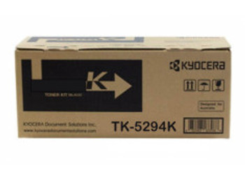 Kyocera Toner Kit TK-5294K Black (17k Yield)
