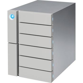 LaCie 6big 36TB Raid0/1/5/6/10 (6x6TB 7200rpm ) Usb-C, Thunderbolt 3, 5yr