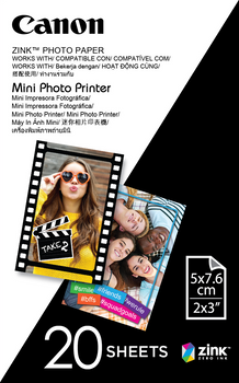 Canon Mini Photo Printer Paper