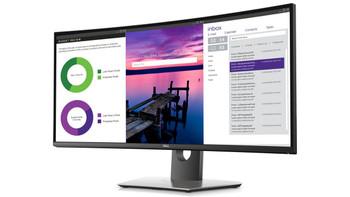 Dell Ultra Curved USB-C Monitor U3419W