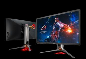 ASUS ROG Swift PG27UQ 144Hz 4K Gaming Monitor