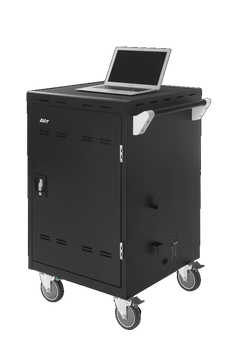 24 bays, tablets, laptops & Chromebooks Charge Cart