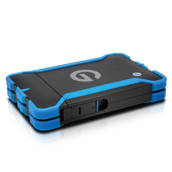 G-DRIVE ev ATC 1TB,7200RPM, Thunderbolt, Rugged, All-Terrain Case, evolution series compatible