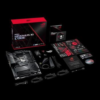 Intel Z390 ATX Gaming motherboard with M.2 heatsink, Aura Sync RGB LED, DDR4 4400MHz, 802.11ac Wi-Fi , dual M.2, SATA 6Gb/s, and USB 3.1 Gen 2