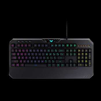 ASUS TUF Gaming K5 gaming keyboard