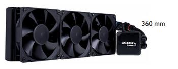 Alphacool Eisbaer LT360 CPU - black