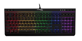 HyperX Alloy Core RGB - Membrane Gaming Keyboard