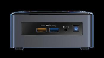 Intel NUC 8 Home, a mini PC with Windows 10, Intel Core i3, 1TB HDD, 8GB DDR4, w/ AU cord