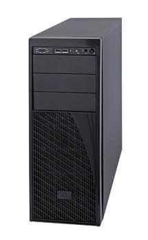 Intel Server Chassis, Hdd(0/4), Psu(0/2), 4u Tower, Fits S2600stb M/b, 3yr Wty