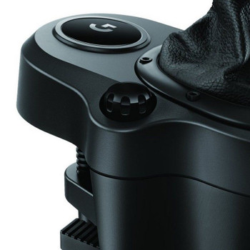 The sim racing shifter for G29 and G920 Driving Force racing wheels.