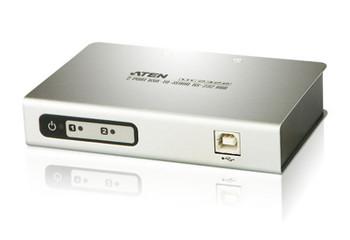 2-Port USB to RS-232 Hub - [ OLD SKU: UC-232-2 ]