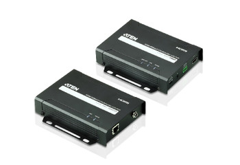 HDMI HDBaseT-Lite Extender With POH, IR, RS232(4K@40m, 1080p@70m) Up to 4K@35m (Cat 5e/6) / 40m (Cat 6a); 1080p@60m (Cat 5e/6) - [ OLD SKU: VE-802 ]