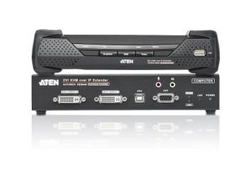 Aten DVI Dual Display KVM over IP Extender - [ OLD SKU: KE-6940 ]