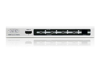 4 Port HDMI Switch - [ OLD SKU: VS-481A ]