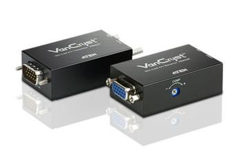 MINI CAT5 VGA/Audio Extender - [ OLD SKU: VE-022 ]