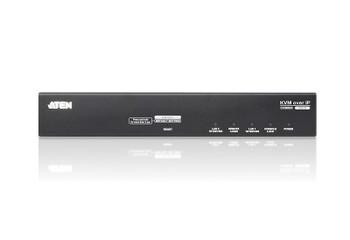 Single Port DVI KVM Over IP with Audio/Virtual Media. Resolution up to 1920 x 1200 @ 60Hz - [ OLD SKU: CN-8600 ]
