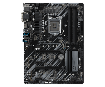 Gaming motherboard,CPU:Supports HDMI 1.4 with max. resolution up to 4K x 2K (4096x2160) @ 30Hz;Chipset:Intel Z390;