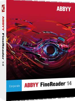 FineReader 14 Corporate  - 1 Upgrade; ESD