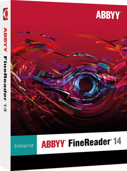 FineReader 14 Enterprise  - 1 license; ESD annual subscription