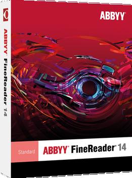 FineReader 14 Standard  - 1 Upgrade; ESD