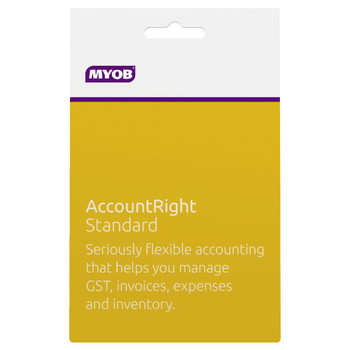 MYOB AccountRight Standard