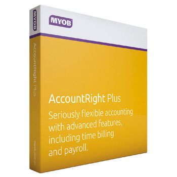 MYOB AccountRight Plus - 12 month subscription
