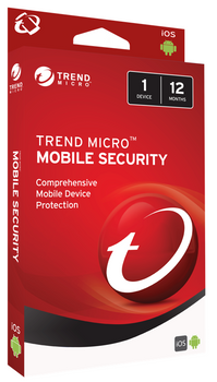 Trend Micro Mobile Security 2017 (1 Device) 12mth