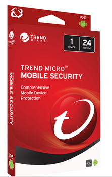 Trend Micro Mobile Security 2017 (1 Device) 24mth